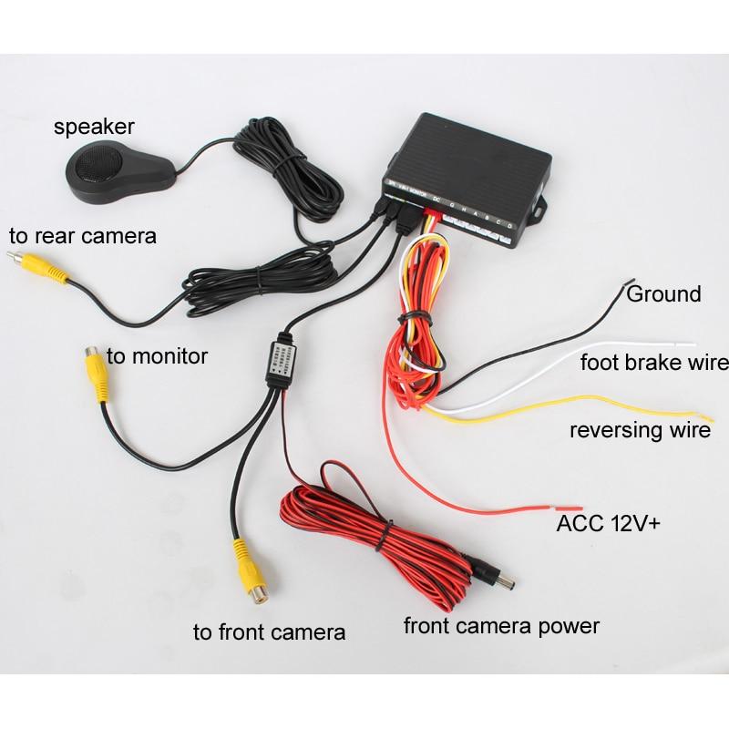 Front Camera Wiring - Wiring Diagrams Schematics