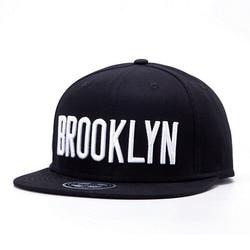 Brooklyn snapback adjustable hip hop cap black hat men women baseball cap gorras planas casquette polo.jpg 250x250