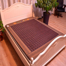 New! Good Tourmaline Mat Beauty Mattress Jade Physical Therapy Health Care Pad Heat Sofa Cushion Free Shipping