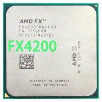 AMD FX 4200 AM3+ 3.3GHz/4MB/125W Quad Core CPU processor