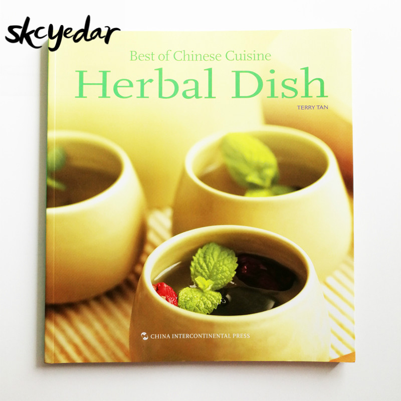 Best Of Chinese Cuisine: Herbal Dish Chinese Recipes Book For English Reader English Edition Cooking Book For Adults To Learn
