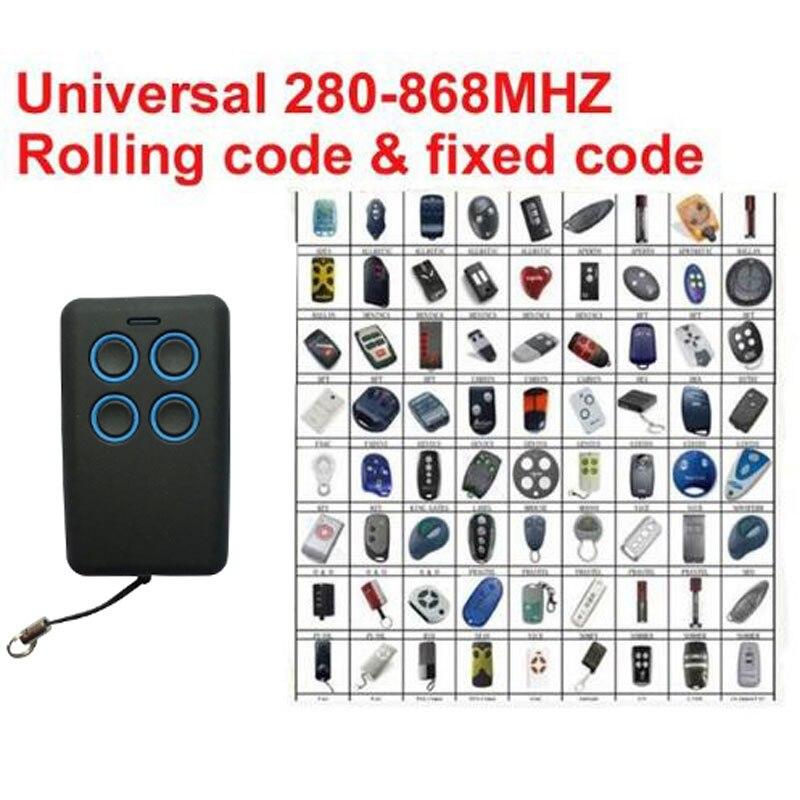 Auto scanfrequenz Universal fernsteuerungsmaschine Multi frequenz kopie 280-868 mhz