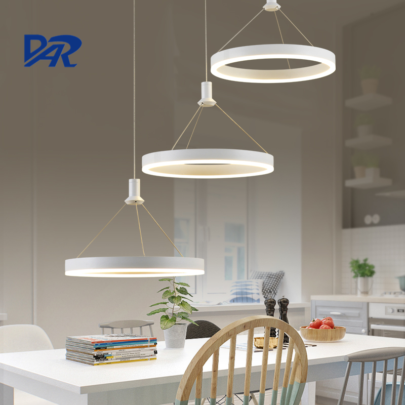 Free Shipping 3 Heads Acrylic Pendant Lights For Dining Room Modern Led Hanging Lamp Lamparas Colgantes Abajur Lampe Lampadario free shipping european style modern luxury brief crystal candle pendant lamp with 3 heads 5 heads