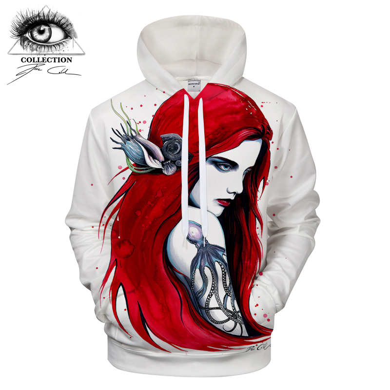 City Ariel by Pixie cold Art 3D Sweatshirts Hooded Pullover Men Women Tracksuits Brand Hoodies Unisex Tracksuits Novelty Jakcet