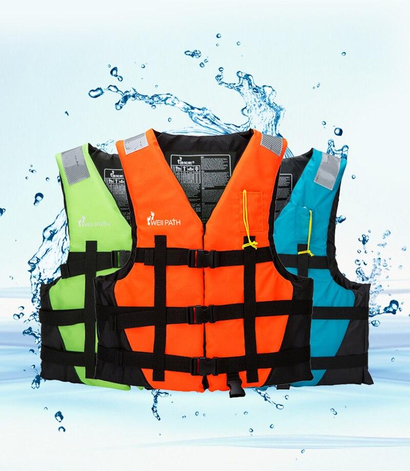 natação adulto crianças colete salva-vidas à deriva