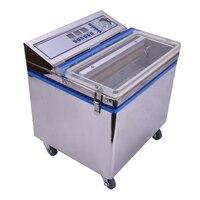 1pc DZ-300 máquina de embalagem a vácuo de alimentos  máquina de embalagem a vácuo de chá  negócio  casa máquina de selagem a vácuo