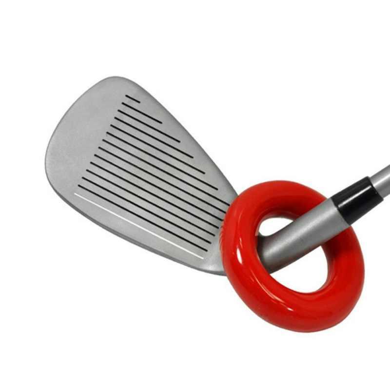 Чехол для головки клюшки для гольфа Вес двойной цвет качели весовое кольцо для гольфа весовое кольцо оборудование для гольфа улучшение мышц выносливость скорость качания