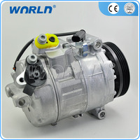 Compressor ac auto para BMW E60/E66/760/520I/525I/530I/525D/535D/730D/730I 64509174805/64526953474/248300-0990/447150-0390/44719