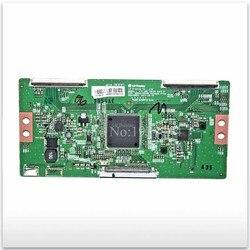 Oryginalny z drugiej ręki do LGV15 UHD TM120 VER0.9 6870C 0535B pracy 49 52 cal tablica logiczna w magazynie Części do lodówki AGD -