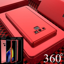 Case For Samsung Galaxy s8 s9 s10 plus note 9 10 s10 5G s8plus note9 360 Full Shockproof Cover Coque For Samsung s8 plus Cases цена