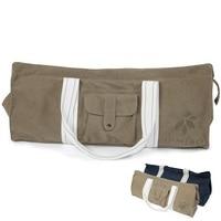 Yoga Backpack Yoga Mat Bag Canvas Fitness Bag Big Capacity Yoga Bag Multifunctional Pilates Carrier Waterproof Gym Sports Bag