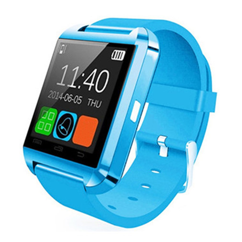 1.44″ Touch Screen U8 Bluetooth Smart Watch Passometer Altimeter Music Player Remote Control Photography Sports Watch
