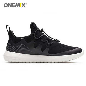 ONEMIX 2018 men running shoes light cool sneakers for women sneakers for outdoor jogging running shoes breathable sneakers