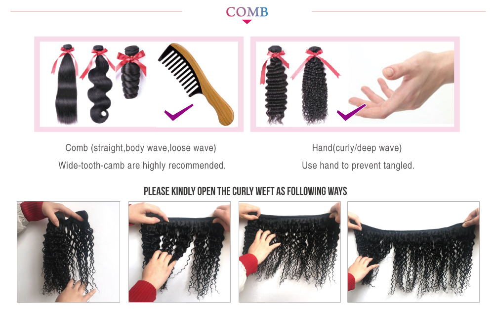 _05  Sapphire Peruvian Kinky Straight Hair Bundles Human Hair Bundles Non-Remy Human Hair Extensions 1 Piece Double Weft HTB1Bfh