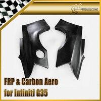 Car Styling FRP Fiber Glass AP Type Rear Fender Fiberglass Wheel Arch Flare Auto Body Kit