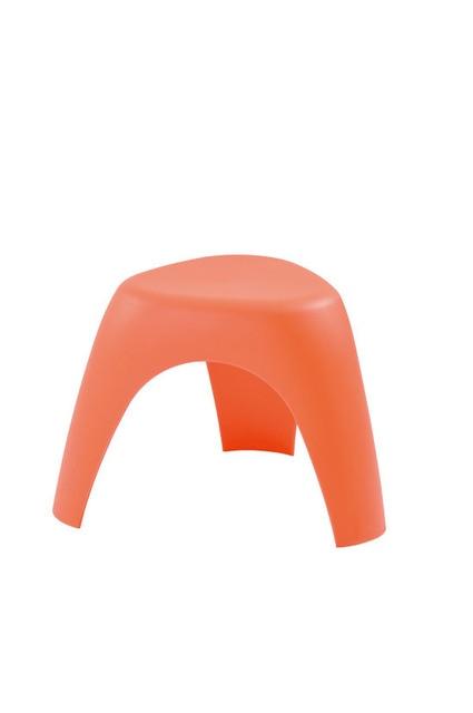 Plástico moldeado bajo picnic l Banco taburete apilable elefante ...