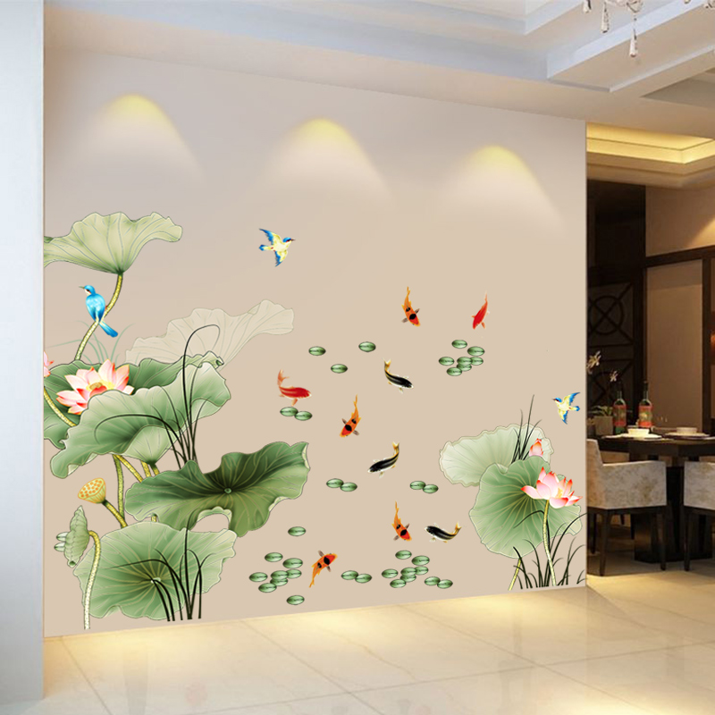 Self-adhesive, Room, Stickers, Warm, Decoration, Wall