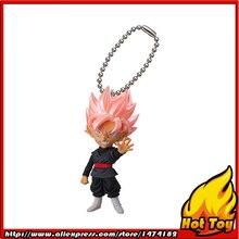 "100% Original BANDAI Gashapon PVC Toy Figure UDM BURST 22 – Super Saiyan Rose Goku Black from ""Dragon Ball SUPER"" (4cm tall)"