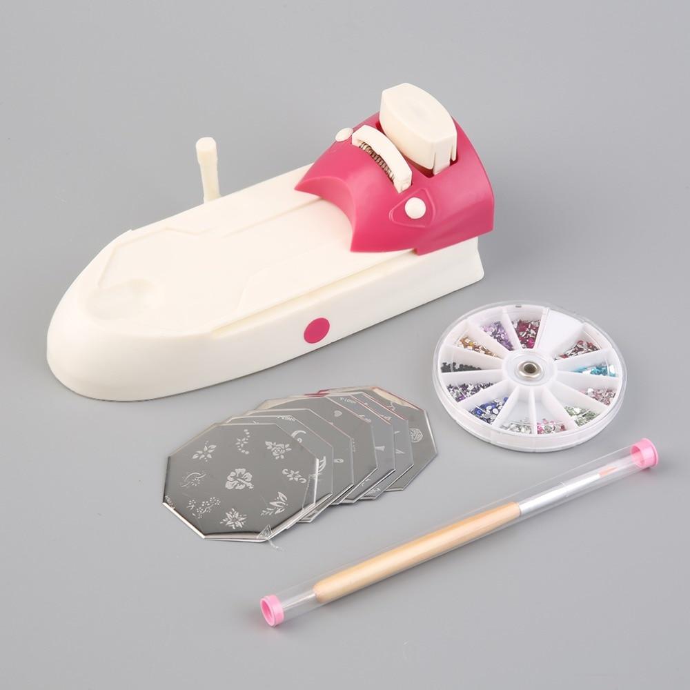 Beauty Gt Nail Care Manicure Pedicure Art Accessories Diy Nail. Digi ...