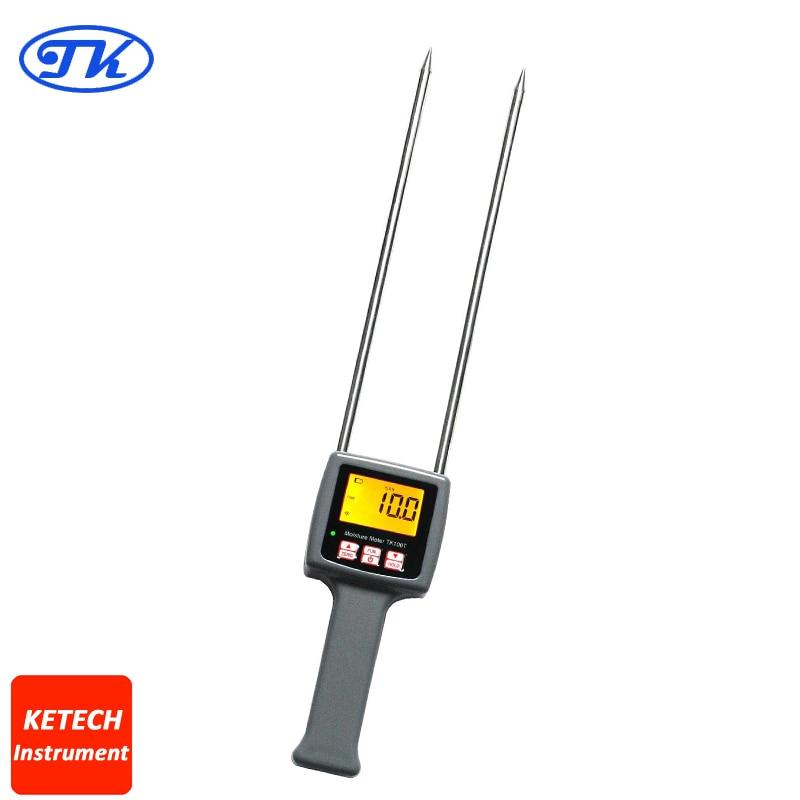 Portable Tobacco Moisture Meter TK100T search type tobacco moisture meter mc 7812