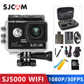 SJCAM SJ5000 Wi-Fi экшн камера 1080 P Full HD Спорт DV 2.0 дюймов Дайвинг 30 М Водонепроницаемый мини Видеокамера Оригинал SJ 5000 Спорт Камеры Камера Действий