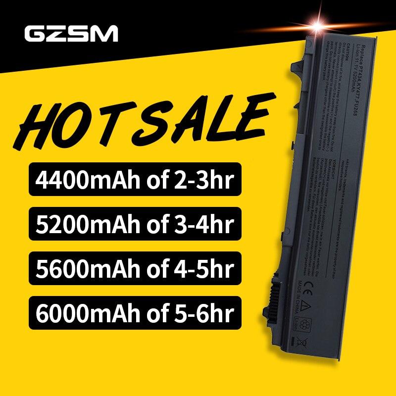 HSW Laptop Battery For Dell Latitude E6400 E6410 E6510 E6500 M4400 M4500 M6400 M6500 1M215 312-0215 312-0748 312-0749 Battery