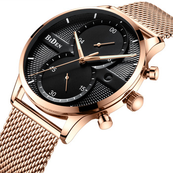 1b06073d0 Reloj mecánico automático Tourbillon de alta calidad para hombre, marca  superior, de lujo, reloj de acero de 30 M Clcok