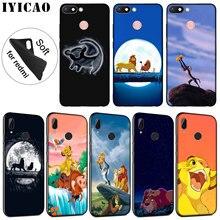 IYICAO Hakuna Matata Lion King Soft Silicone Phone Case for Xiaomi Redmi K20 7A 6A 5A S2 4X 4A GO Note 8 7 5 Plus 6 Pro Cover стоимость