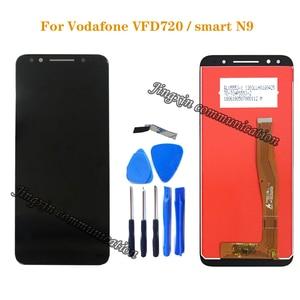 Image 1 - 5,5 для Vodafone VFD720 Smart N9 LTE ЖК дисплей для vfd 720 100% новый ЖК дисплей запасные части