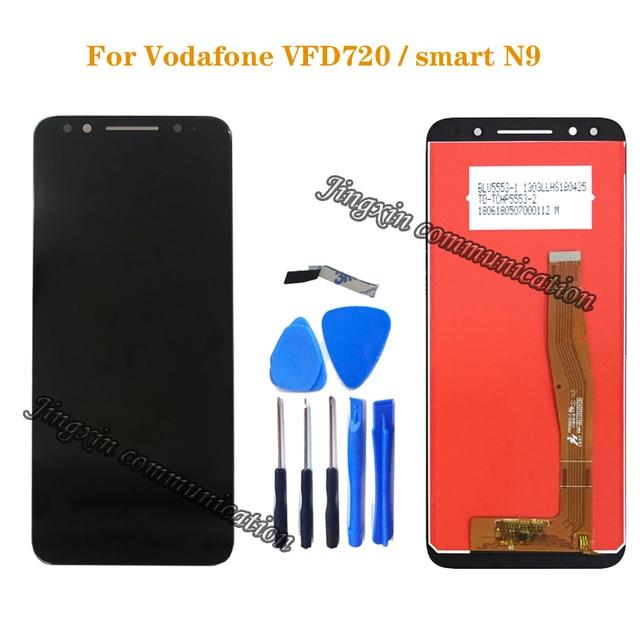 5,5 для Vodafone VFD720 Smart N9 LTE ЖК дисплей для vfd 720 100% новый ЖК дисплей запасные части