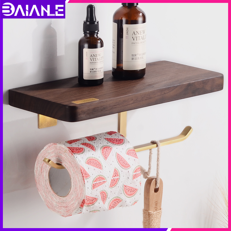 Decorative Wall Mount Paper Towel Holder from ae01.alicdn.com