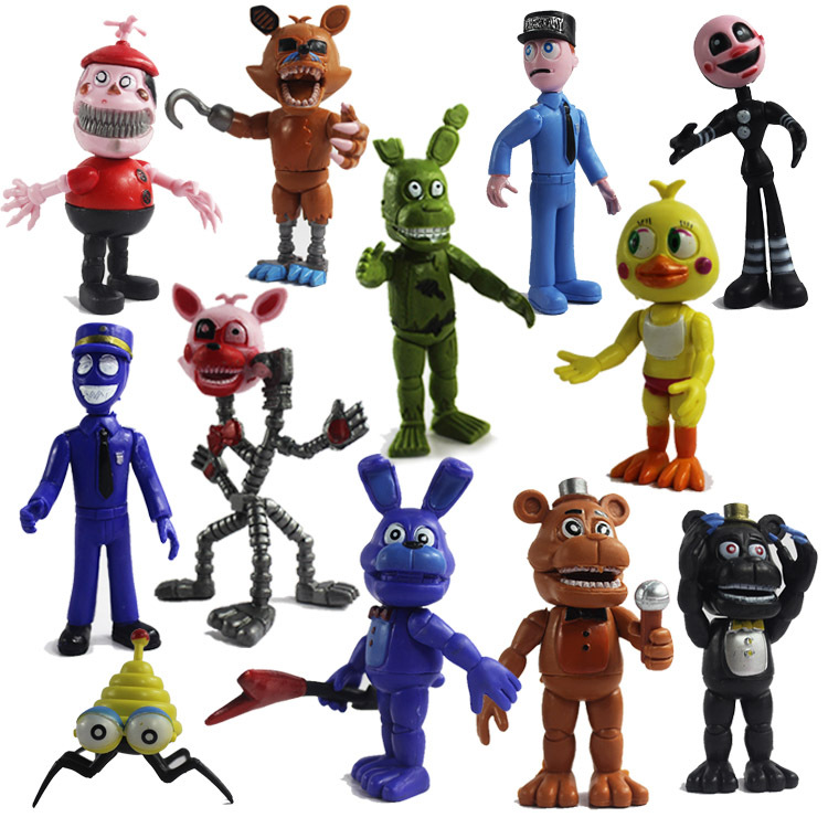 Top Roblox Fnaf Sister Location Rp Hot Roblox Fnaf Sister Top 10 Largest Five Nights At Freddy Figure Set Brands And Get Free Shipping A817