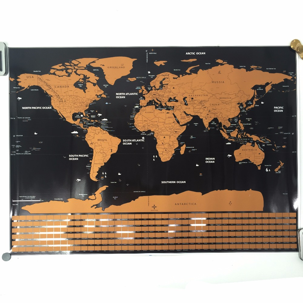 online get cheap vintage travel posters aliexpress com alibaba drop shipping scratch off the world map black for home decoration wall art craft vintage poster