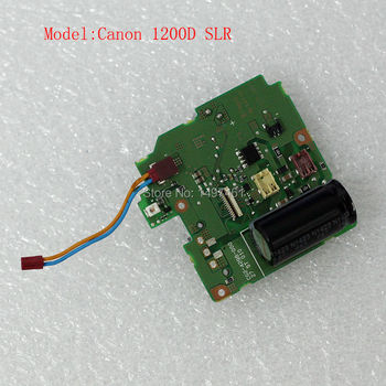 Used Flash power charge board PCB repair parts For Canon 1200D;Rebel T5 ; Kiss X70 ; DS126491 SLR