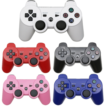 Wireless Bluetooth Controller For SONY PS3 Gamepad For PS3 Console Joystick For Sony Playstation 3 PC For Dualshock Controle original rechargeable li ion battery pack lip1472 for sony ps3 dualshock 3 wireless controller replacement part new edition
