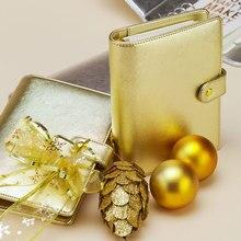 Lovedoki Notebook Gift 6 hole Loose-Leaf Diary