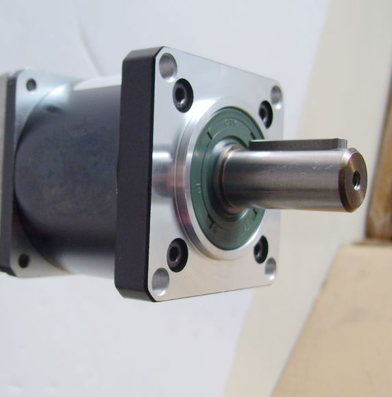NEMA 23 Riduttore Epicicloidale Rapporto 10:1 Pianeta cambio Nema23 Stepper Riduttore di Velocità del Motore