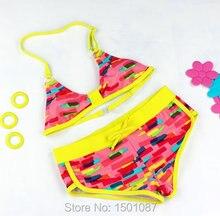 66a05a48e229 Promoção de Hot Children Bikinis - disconto promocional em ...