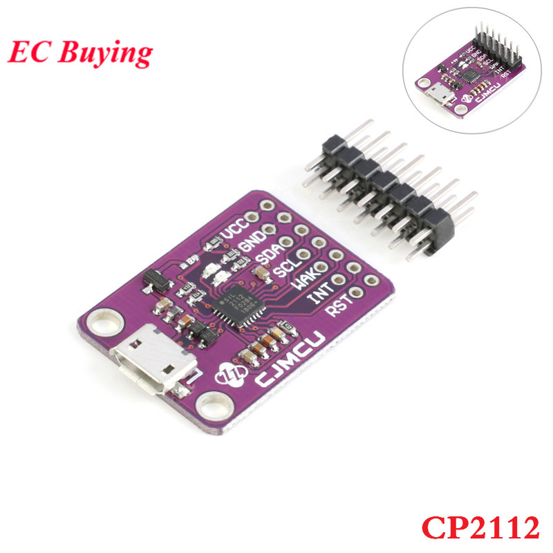 USB to I2C adapter module USB IIC/GPIO/PWM/ADC support Android-in