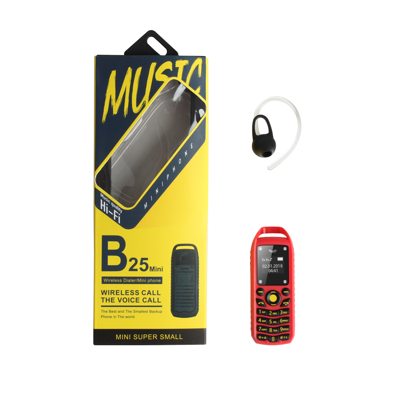 2G Mobile Phone B25 (10)