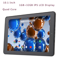 10.1 polegada tablet pc Android 5.0 Pirulito tablette Quad Core 1 GB de RAM 32 GB ROM IPS LCD HDMI Slot Para Slot USB 2.0 Mini Computador Pc