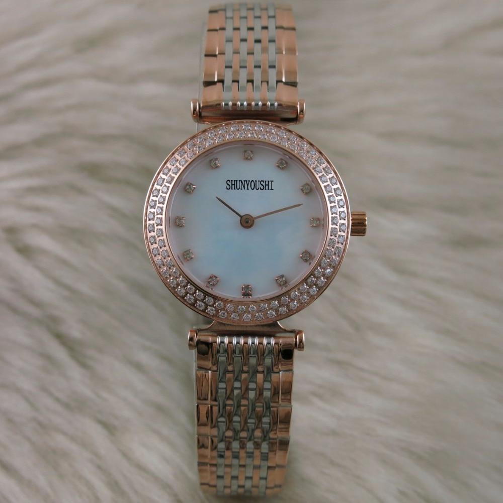 WG05171 Women's Watches Top Brand Runway Luxury European Design Quartz Wristwatches