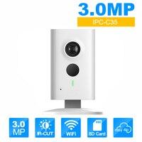 Wireless IP Camera IPC C35 OEM 3MP WIFI Cam Security Kamera English Version Support Upgrade CCTV