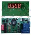 2 unids de fichas de reloj de control PCB tarjeta del temporizador para el café kiosko lavadora, máquina de agua, silla de masaje, máquina de juego de arcada