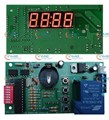 2pcs Coin operated timer control PCB timer board for cafe kiosk washing machine,water machine,massage chair, arcade game machine