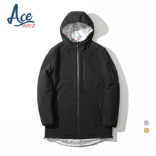 ACEMIRIZ High Quality Cotton-padded Clothes Hooded 2017 Fashion Men's Jacket Winter Warm Coat Brand Clothing FH-8868