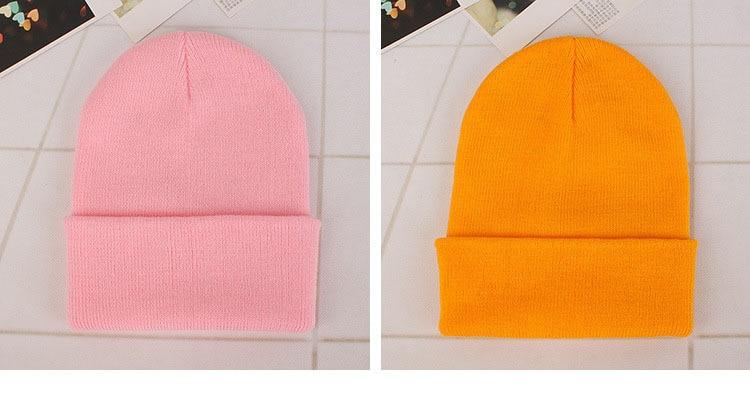 Winter Knit Beanies 17
