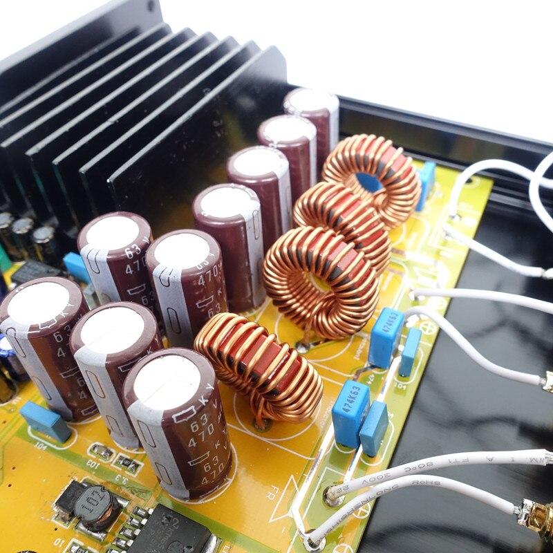 Breeze Audio &Weiliang audio SL1  TAS5630 2.1 Channel Home audio digital power amplifier 150WX2 300WX1