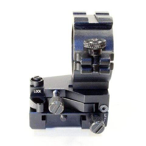 transporte da gota montagem tatica 11mm laser