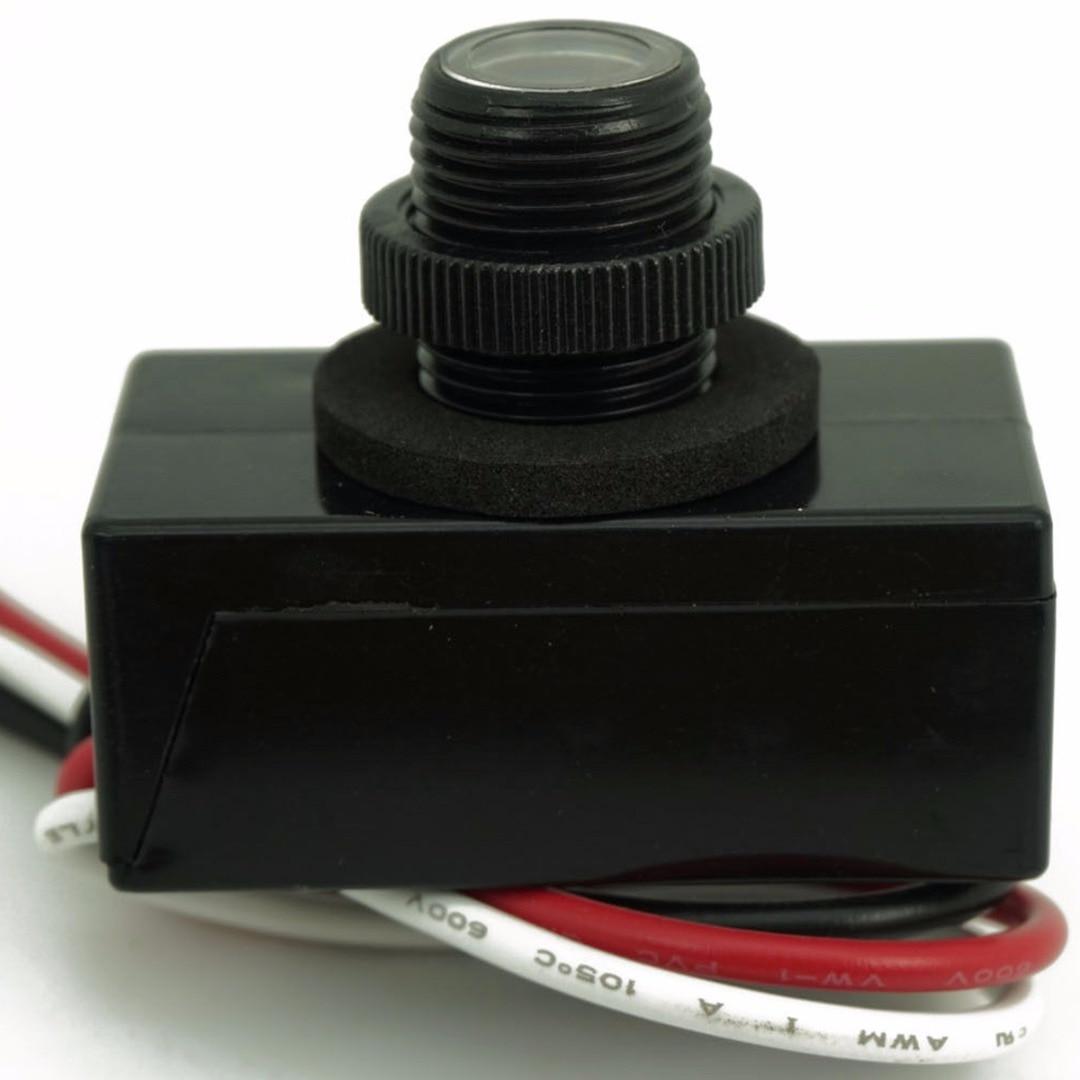 Jl 103a Flush Mount Dusk Dawn Button Photoelectric Switch